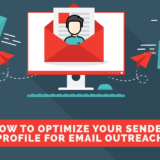 Optimize Sender Profile For Email Outreach