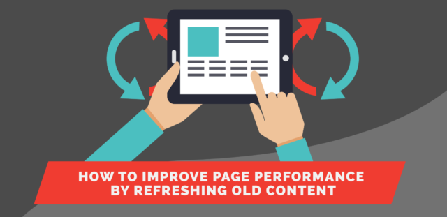 How to Improve Page Performance by Refreshing Old Content