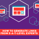 How to generate links for E-A-T level experts